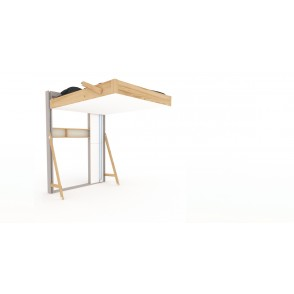 JUNO TANA Vertikal 160 - étagère - profil