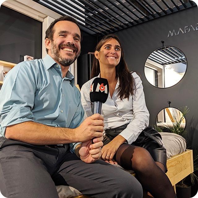 Interview Equipe Mafael sur M6