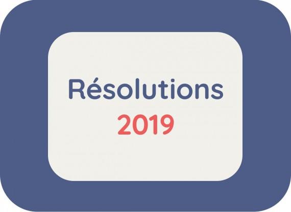 2019 : les bonnes résolutions pour son studio